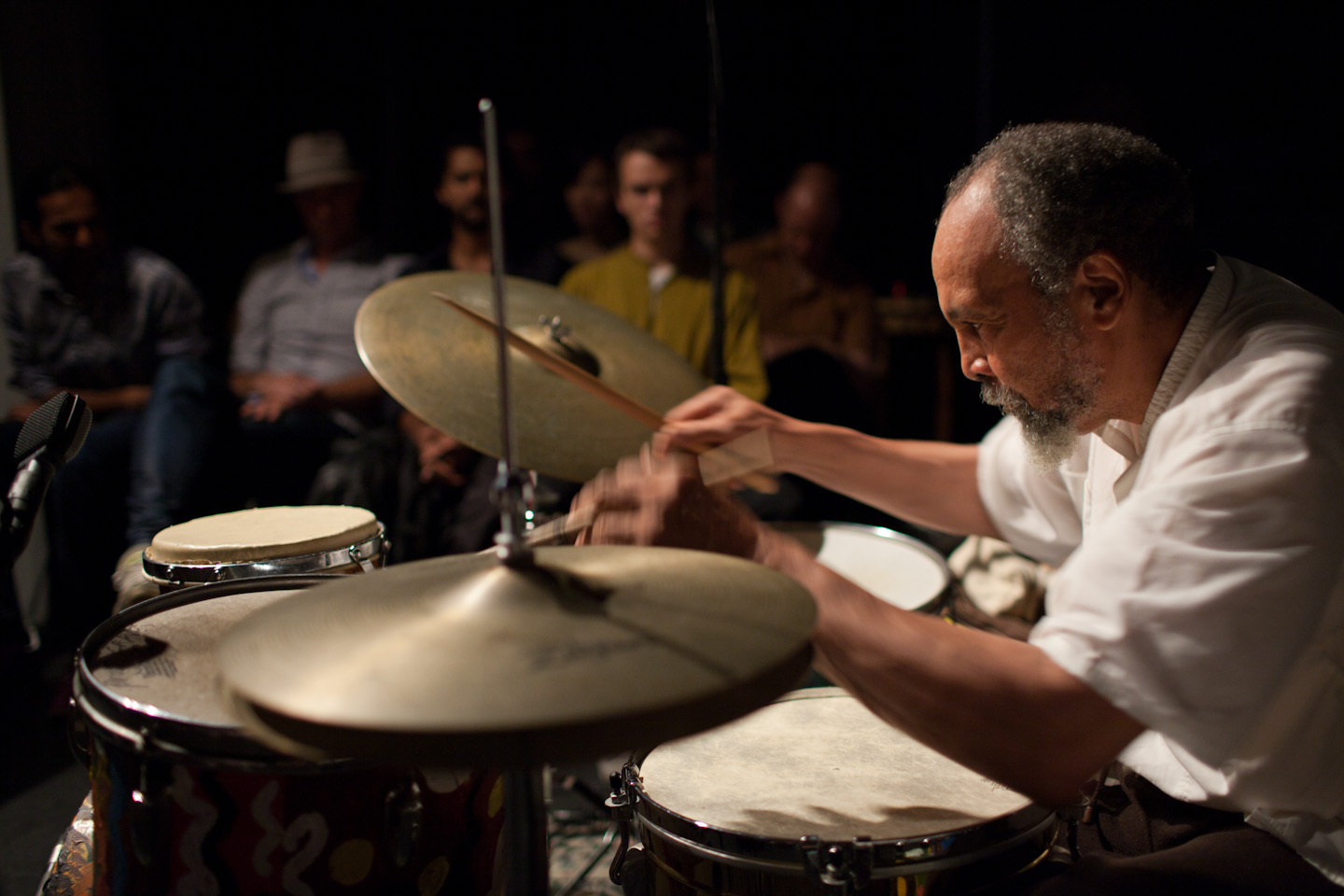Milford Graves at The Stone, New York, NY